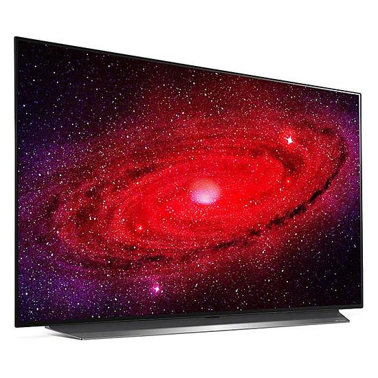 TV LG 48CX - TV OLED 4K UHD HDR - 121 cm - Autre vue