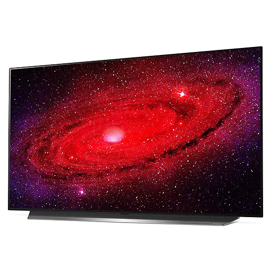 TV LG 65CX - TV OLED 4K UHD HDR - 164 cm