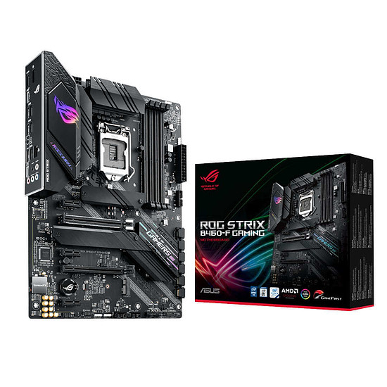 Carte mère Asus ROG STRIX B460-F GAMING