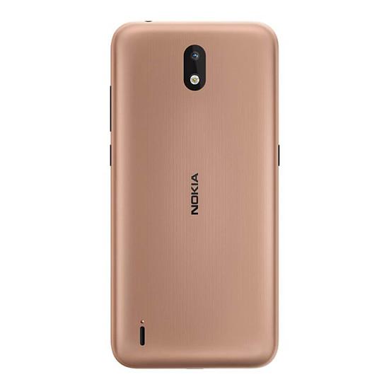 Smartphone et téléphone mobile Nokia 1.3 (sable) - 16 Go - Autre vue