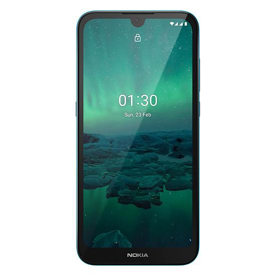 Smartphone et téléphone mobile Nokia 1.3 (cyan) - 16 Go