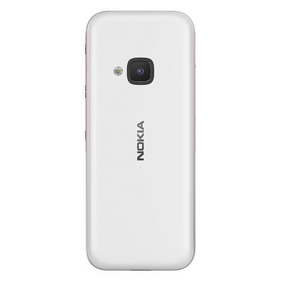 Smartphone et téléphone mobile Nokia 5310 (Blanc/Rouge) - Dual SIM - Autre vue