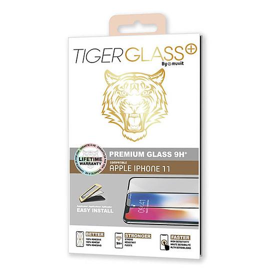 Protection d'écran Tiger Glass Plus Verre Trempé 9H+ - Apple iPhone 11