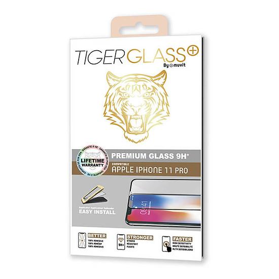 Protection d'écran Tiger Glass Plus Verre Trempé 9H+ - Apple iPhone 11 Pro