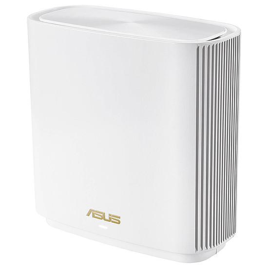 Routeur et modem Asus ZenWiFi AX (AX6600) pack de deux XT8 - blanc - Autre vue