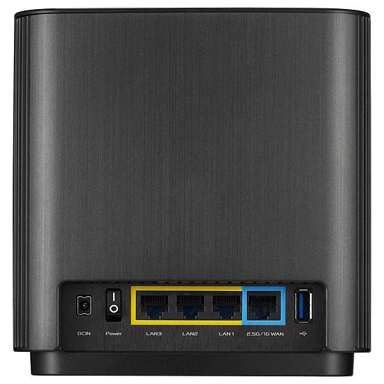 Routeur et modem Asus ZenWiFi AX (AX6600)   XT8 - noir - Autre vue