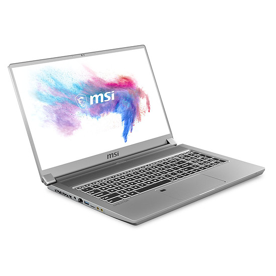 PC portable MSI Creator 17 A10SFS-260FR - Autre vue