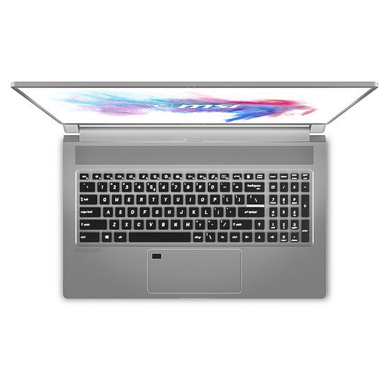PC portable MSI Creator 17 A10SGS-259FR - Autre vue