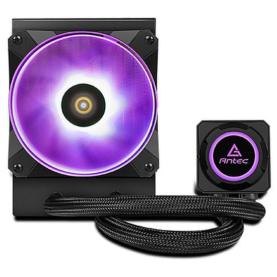 Refroidissement processeur Antec K120 RGB - Autre vue