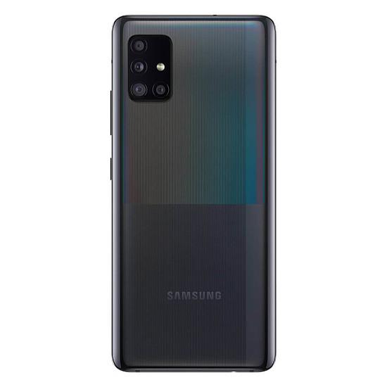 Smartphone et téléphone mobile Samsung Galaxy A51 5G (Noir) - 128 Go - Autre vue