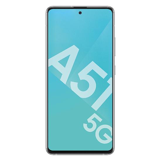 Smartphone et téléphone mobile Samsung Galaxy A51 5G (Blanc) - 128 Go