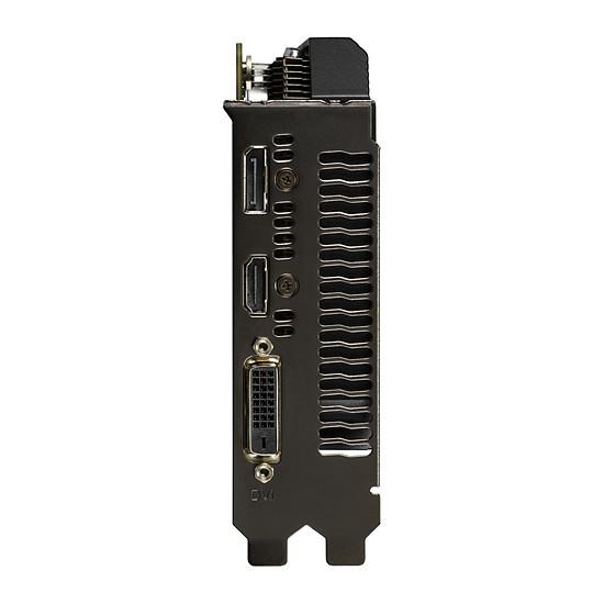 Carte graphique Asus GeForce RTX 2060 Dual OC Mini - Autre vue