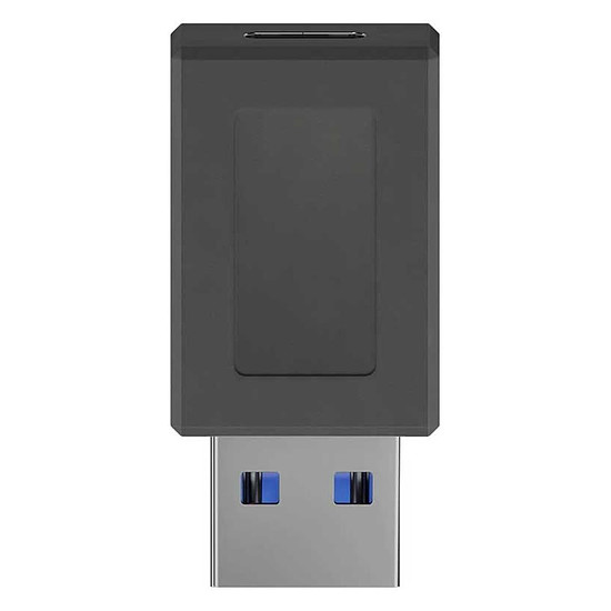USB Adaptateur USB 3.0 vers USB-C (noir)