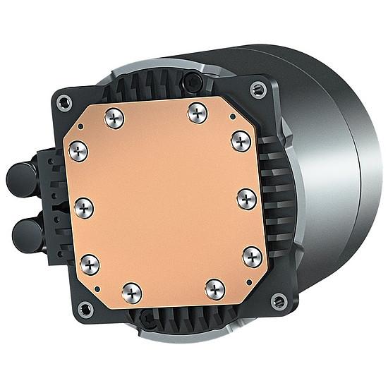 Refroidissement processeur Fox Spirit LightFlow AIO120 ARGB - Autre vue