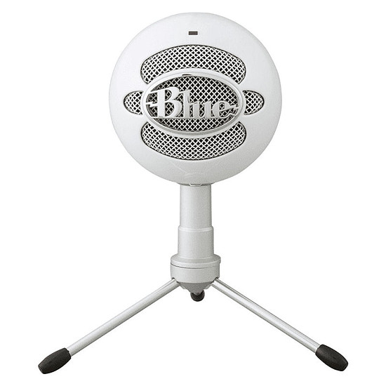 Microphone Blue Microphones Snowball iCE - Blanc