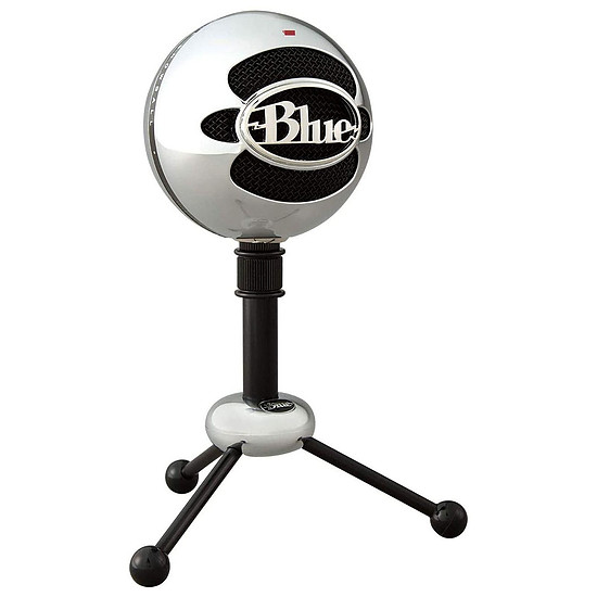 Microphone Blue Microphones Snowball - Aluminium