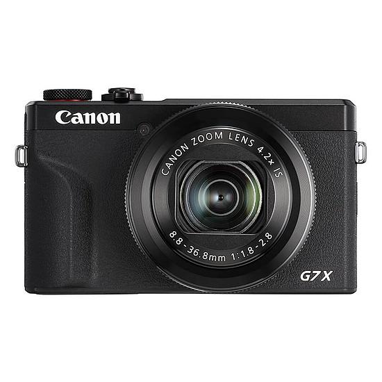 Appareil photo compact ou bridge Canon PowerShot G7 X Mark III