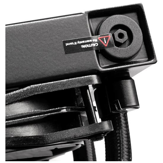 Refroidissement processeur Fox Spirit LightFlow VT120 RGB - Autre vue