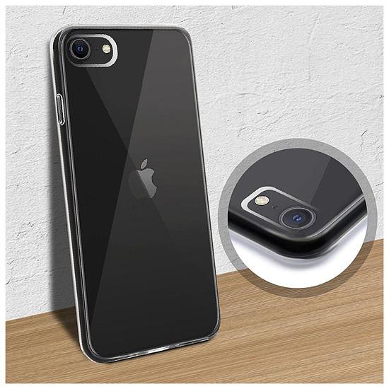 Coque et housse Akashi Coque (transparent) - Apple iPhone SE / 8 / 7 / 6 - Autre vue
