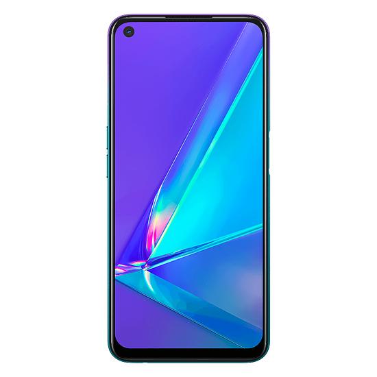 Smartphone et téléphone mobile OPPO A72 (Violet) - 128 Go - 4 Go
