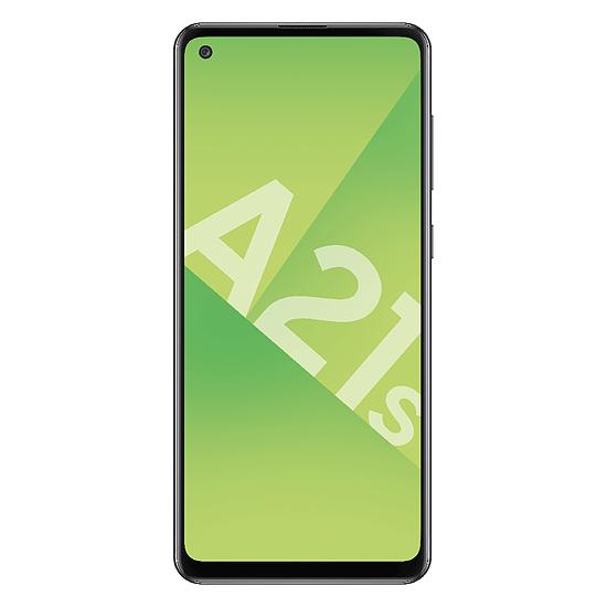 Smartphone et téléphone mobile Samsung Galaxy A21s (noir) - 32 Go