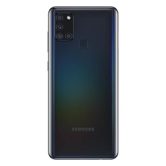 Smartphone et téléphone mobile Samsung Galaxy A21s (noir) - 32 Go - Autre vue