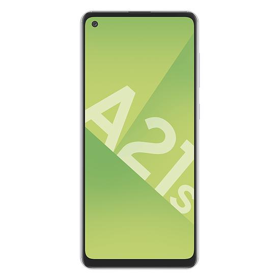 Smartphone et téléphone mobile Samsung Galaxy A21s (blanc) - 32 Go