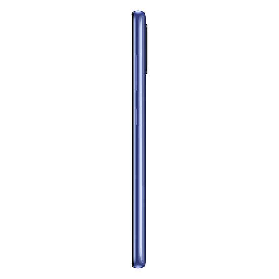 Smartphone et téléphone mobile Samsung Galaxy A41 (bleu) - 64 Go - Autre vue