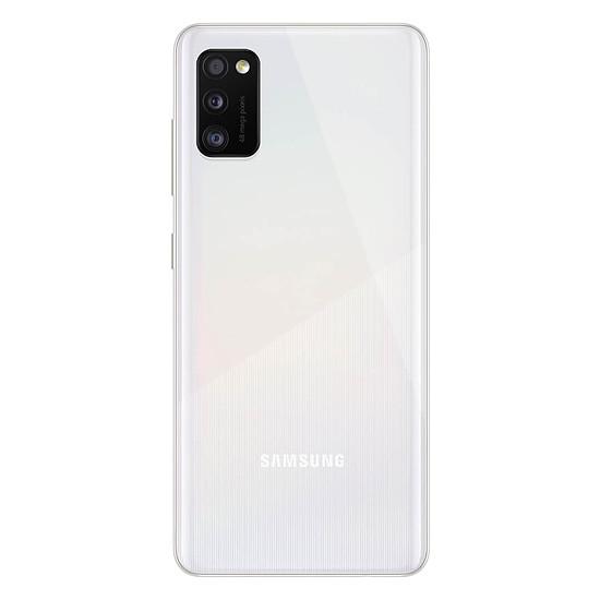 Smartphone et téléphone mobile Samsung Galaxy A41 (blanc) - 64 Go - Autre vue