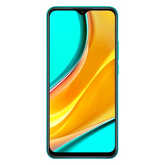 Smartphone et téléphone mobile Xiaomi Redmi 9 (vert) - 64 Go