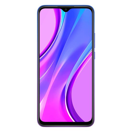Smartphone et téléphone mobile Xiaomi Redmi 9 (violet) - 64 Go