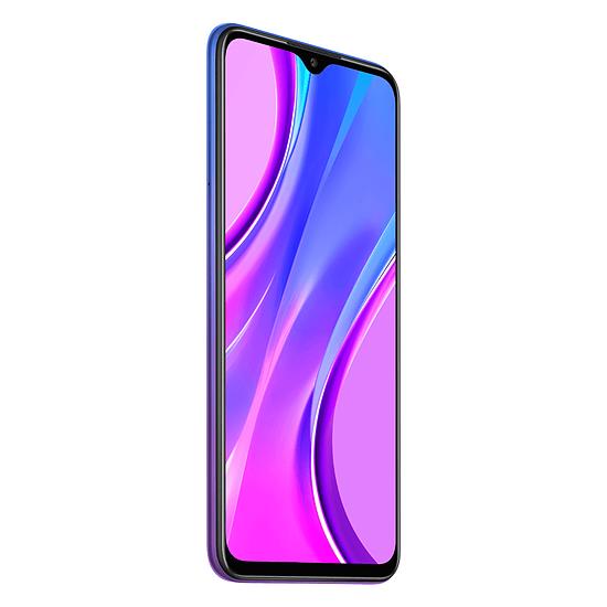 Smartphone et téléphone mobile Xiaomi Redmi 9 (violet) - 64 Go - Autre vue