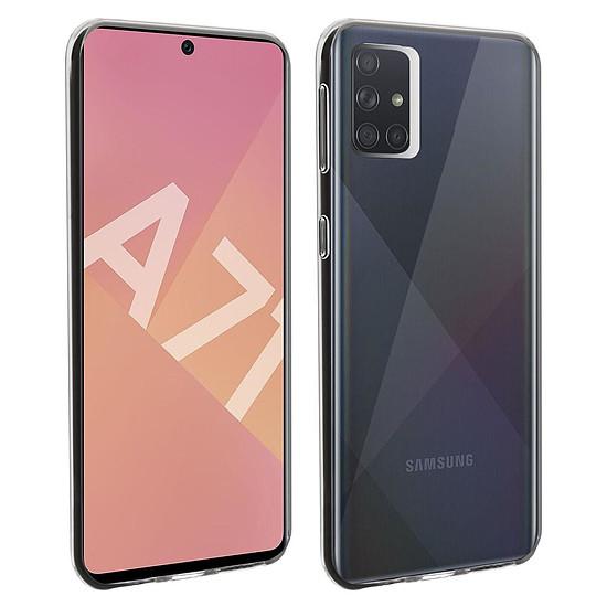 Coque et housse Akashi Coque (transparent) - Samsung Galaxy A71