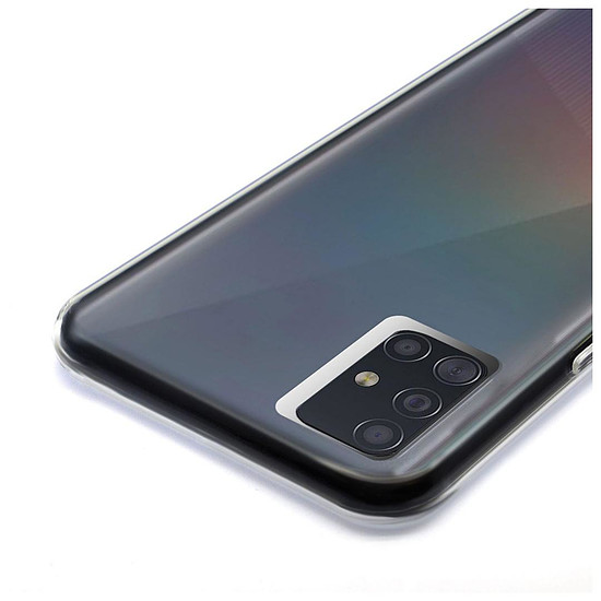 Coque et housse Akashi Coque (transparent) - Samsung Galaxy A51 - Autre vue
