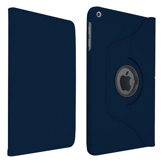 "Accessoires tablette tactile Akashi Etui Folio Bleu pour iPad 10.2"""