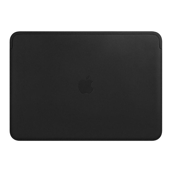 """Sac, sacoche et housse Apple Housse Cuir MacBook Pro 13"""" - Noir"""