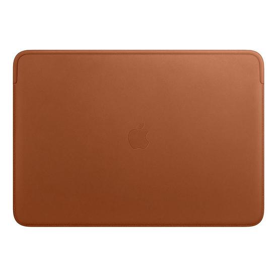 """Sac, sacoche et housse Apple Housse Cuir MacBook Pro 16"""" - Havane"""