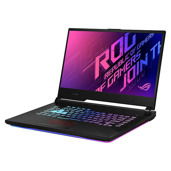 PC portable ASUS ROG STRIX G15 G512LW-HN037T - Autre vue