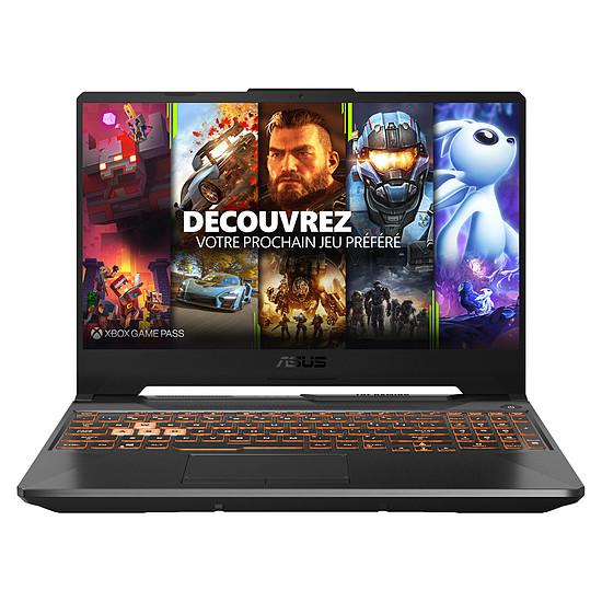 PC portable ASUS F15 TUF506LI-HN251
