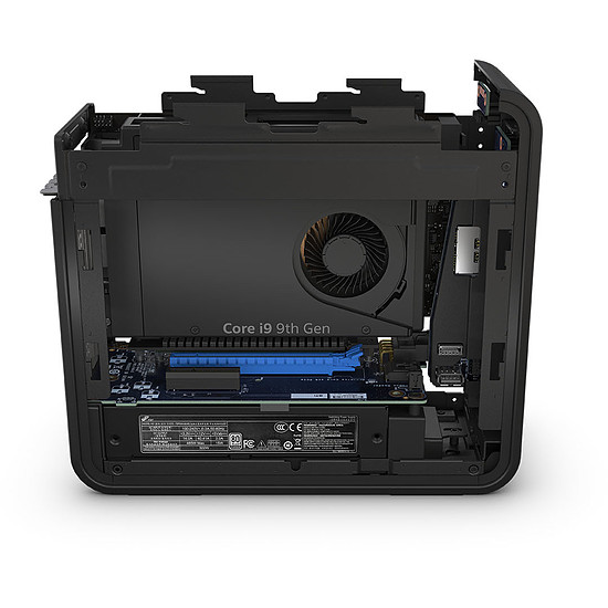 Barebone Intel NUC Ghost Canyon NUC9i9QNX - Autre vue