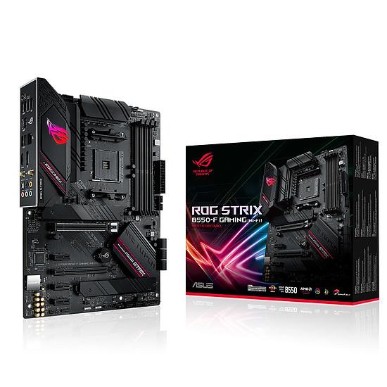 Carte mère Asus ROG STRIX B550-F GAMING (Wi-Fi)
