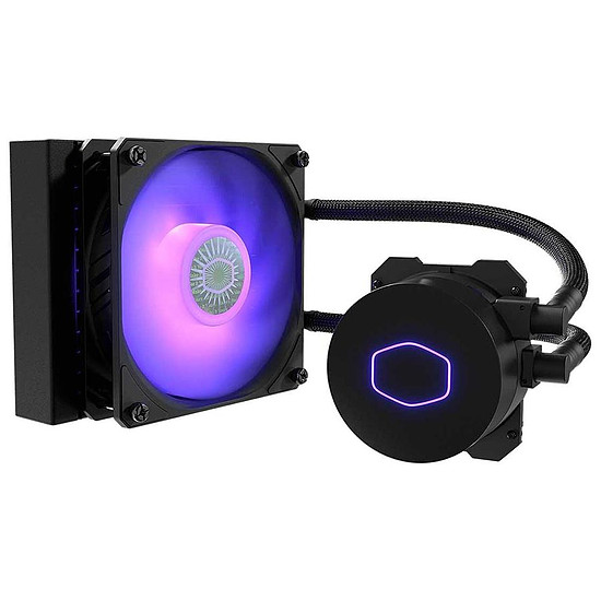 Refroidissement processeur Cooler Master MasterLiquid ML120L V2 RGB