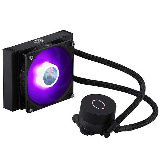 Refroidissement processeur Cooler Master MasterLiquid ML120L V2 RGB - Autre vue