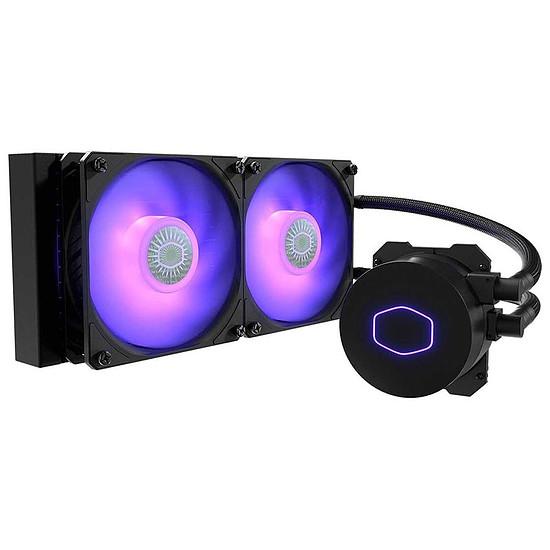 Refroidissement processeur Cooler Master MasterLiquid ML240L V2 RGB