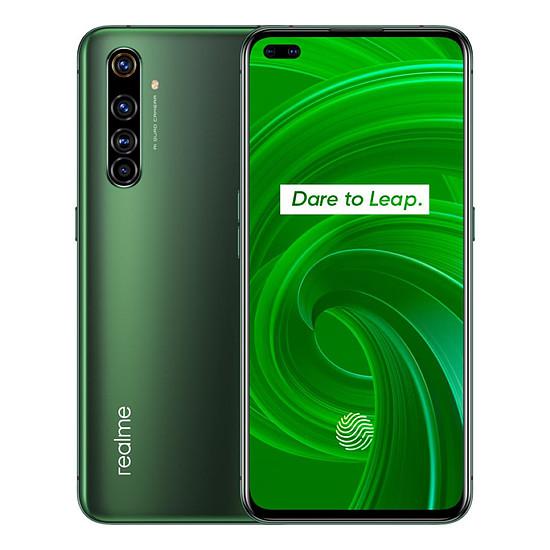 Smartphone et téléphone mobile Realme X50 Pro 5G Vert - 128 Go - 8 Go