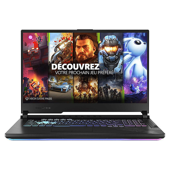 PC portable ASUS ROG STRIX G17 G712LU-EV013T