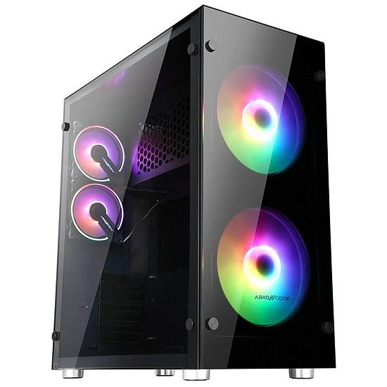 Boîtier PC Abkoncore R850 Sync