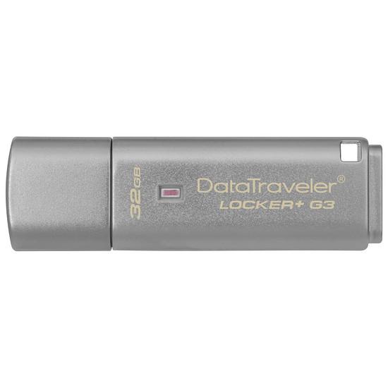 Clé USB Kingston DT Locker+ G3 - 32 Go