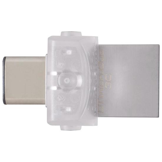 Clé USB Kingston DataTraveler MicroDuo 3C - 64 Go - Autre vue