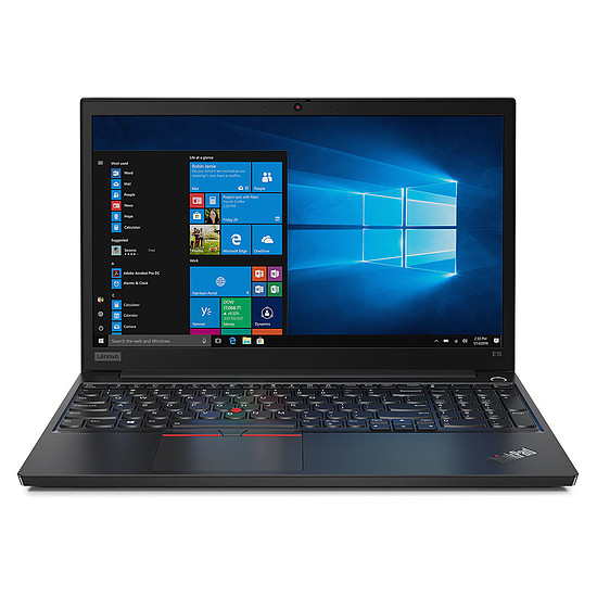 PC portable Lenovo ThinkPad E15 (20RD0016FR)